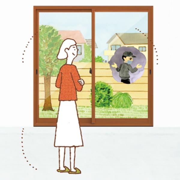 夏のリフォームにおすすめ! 内窓編 #7 「インプラスで安心・安全」
