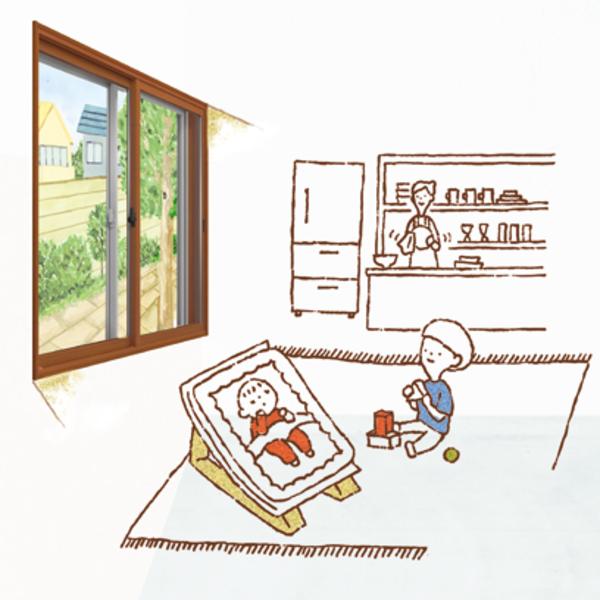夏のリフォームにおすすめ! 内窓編 #4 「インプラスでUVカット」