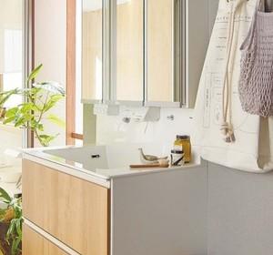 毎日使う場所を素敵に!Panasonicの洗面化粧台編 #1「3シリーズ商品紹介」