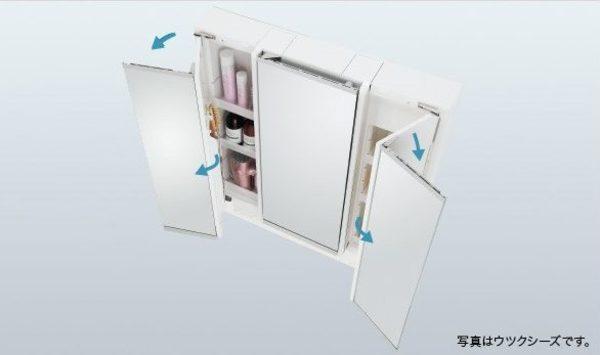 毎日使う場所を素敵に!Panasonicの洗面化粧台編 #7「ミラくるミラー」