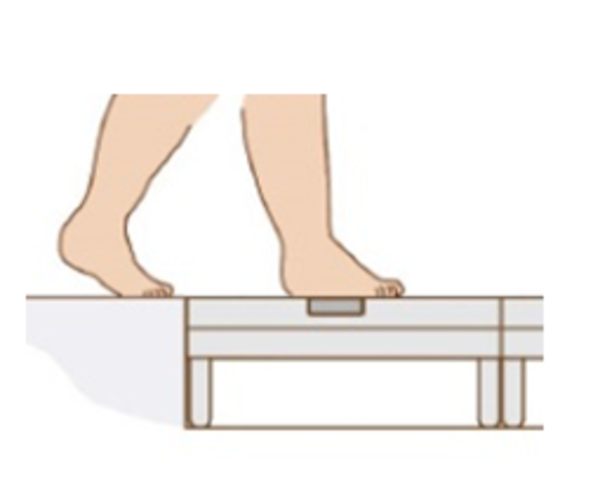浴室手すり商品紹介/浴室出入口/TOTO#1